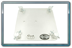 Quik Stage 9 x 9 Truss Base fits Global Truss F24.