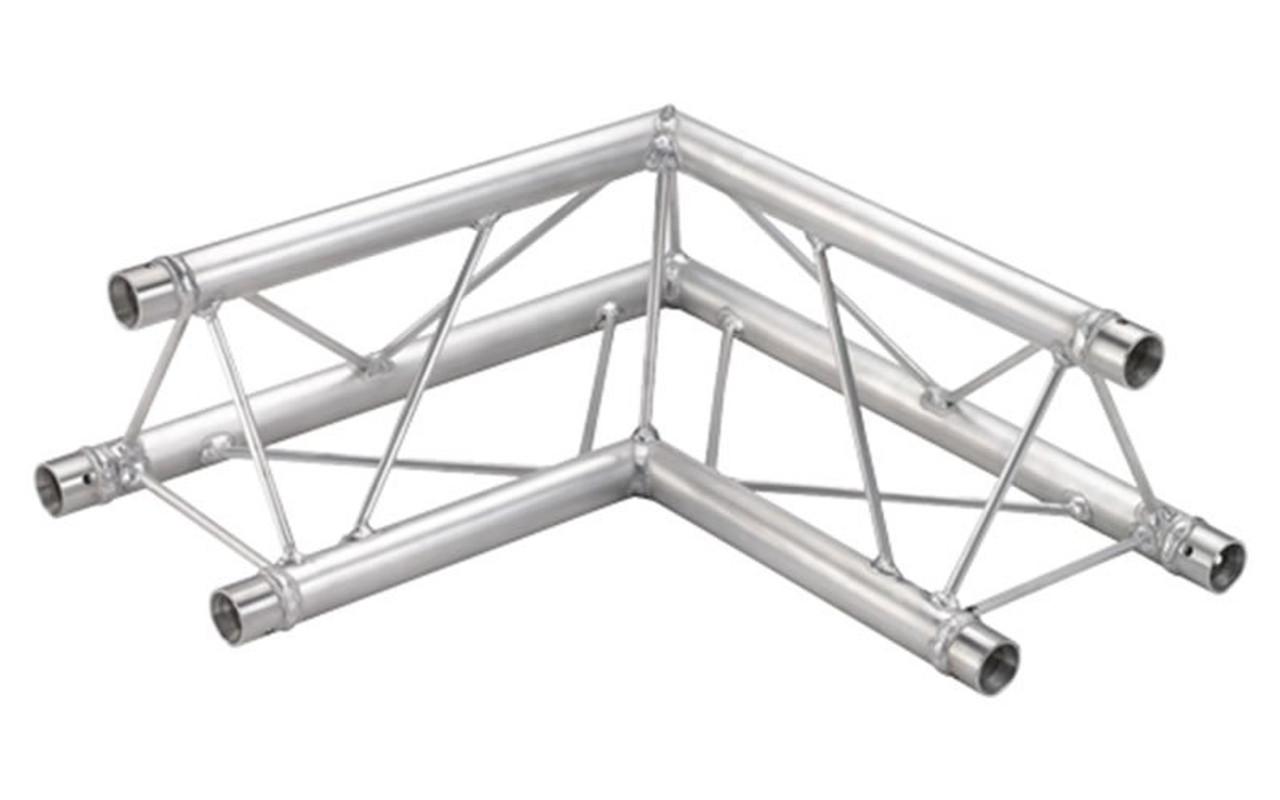 "Best seller Global Truss TR-96112-21 - 2 way 90 Degree Junction. Fits F23 – 8 5/8""  Mini Triangle Truss."