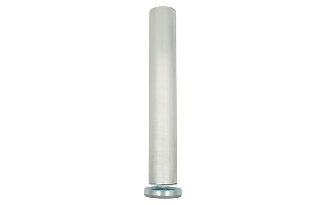 """Top rated Quik Stage 24"""" High Fixed Height Portable Stage Leg with Adjustable Foot - Single Leg"""