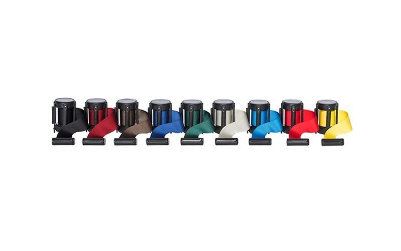 Top Reviews Replacement 10' Belt Cassettes available in 9 standard colors
