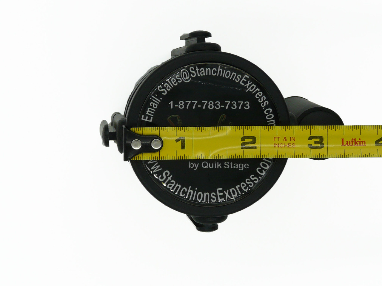 Best Selling Retractable Belt Stanchion Replacement Cassette  Width Measurement 2
