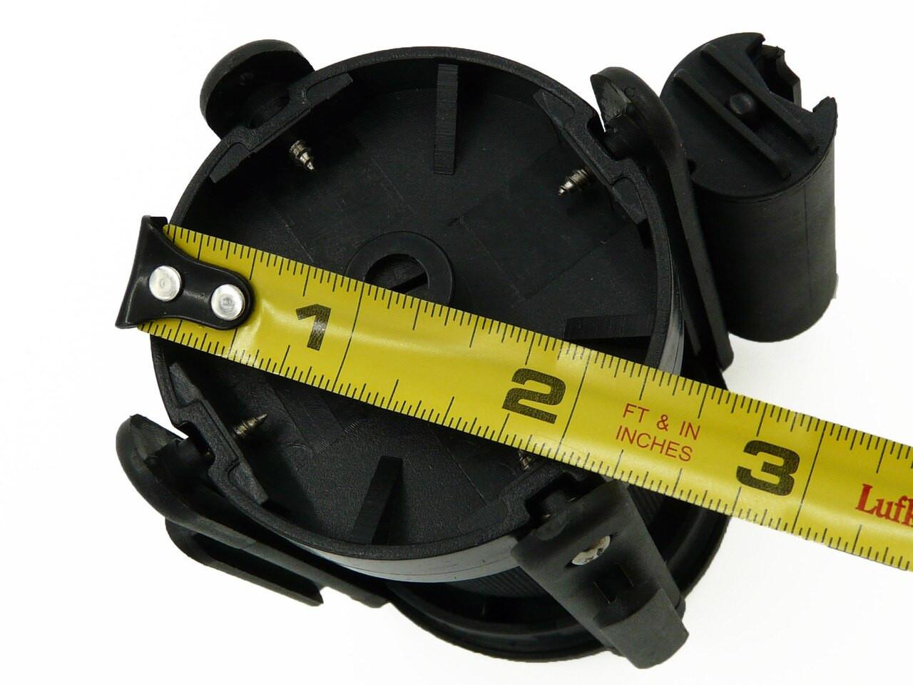 Best Selling Retractable Belt Stanchion Replacement Cassette  Width Measurement 1