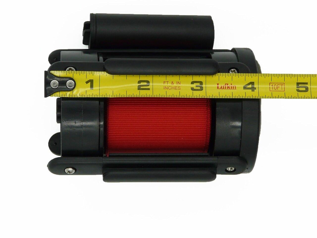 Best Selling Retractable Belt Stanchion Replacement Cassette  Height Measurement