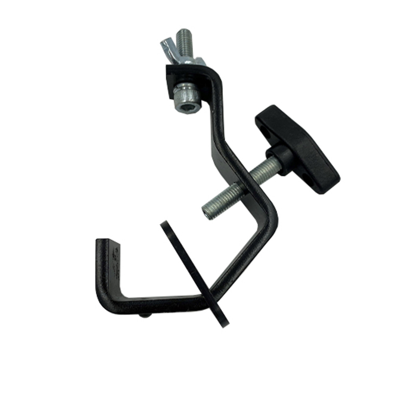 """11 Each DJ 2""""Truss Lighting C or Hook Clamps. Fits up to 2"""" Pipe."""
