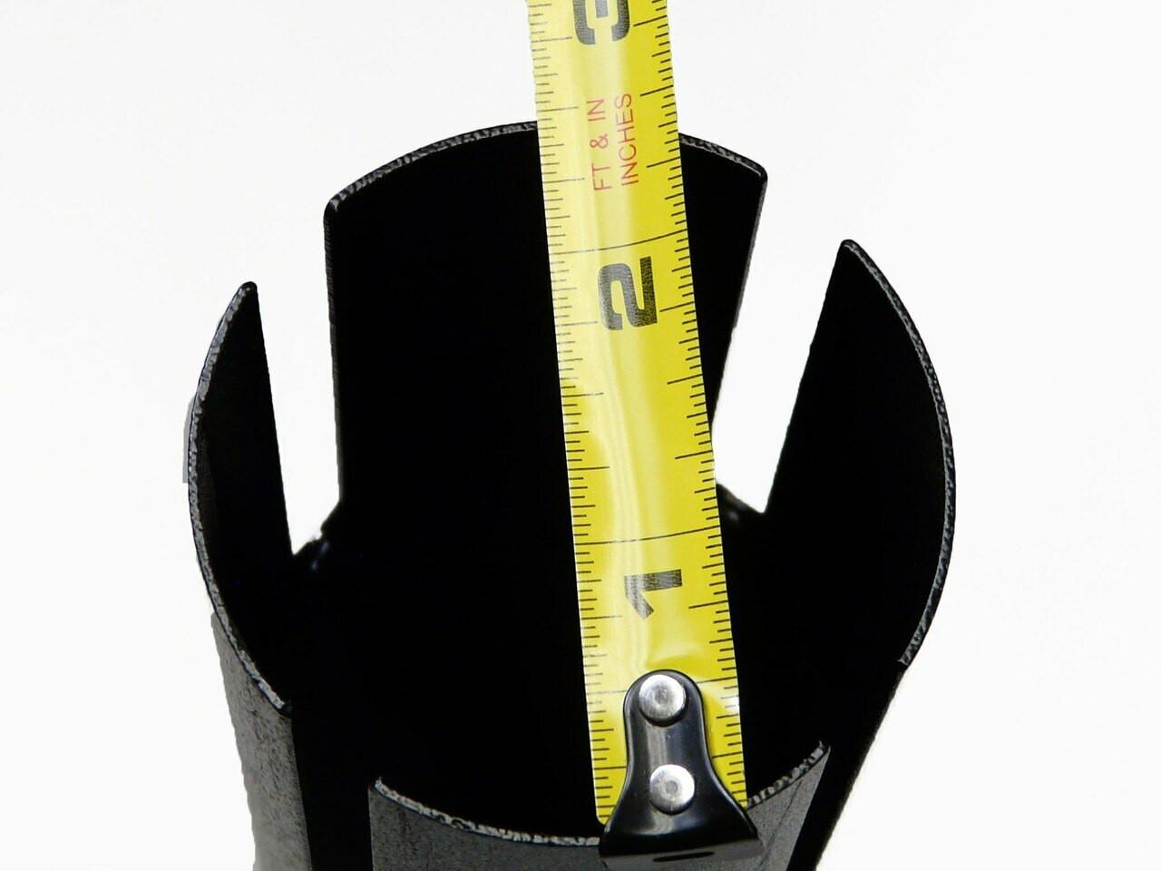 Top Selling Retractable Belt Stanchion Post or Receiver  Measurement 2
