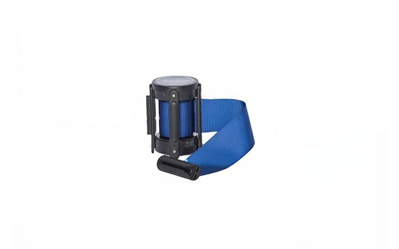 Closeout 6-pack Top Seller Dark Blue 8' Replacement Retractable Belt Stanchion Cassette.