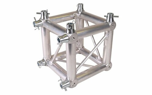 Best value Global Truss ST-UJB-24 Universal Truss Junction. Fits F24 Square Truss.