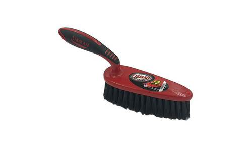 Top selling 7 Inch Nylon Bristle Hand Brush For Cleaning Quik Stage Polyvinyl Stage Deck Surfaces