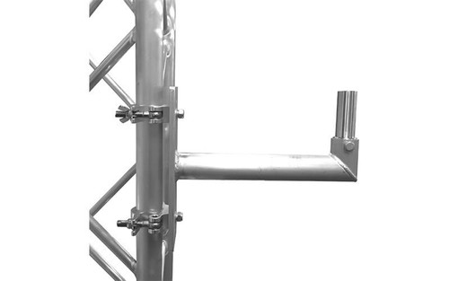 """Best value Global Truss DT-F34 Speaker Mount. Fits F33, F34 and F44 - 2"""" or 50mm Trussing or Tube."""