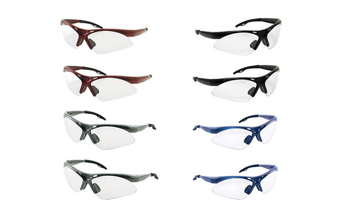 Top selling 8 Pack of SAS Diamondback Safety Glasses - Variety Pack.