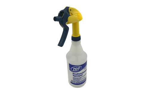 32 Ounce Plastic Spray Bottle Used to Clean Quik Stage Portable Staging Polyvinyl Stage Deck Surfaces.