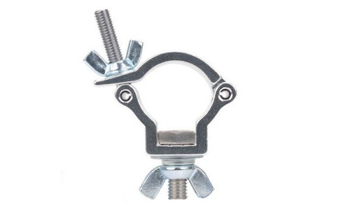 """Top rated Global Truss Jr Clamp. This Medium Duty Clamp that is used on Global Truss F23 or F24 - 35mm or 1½"""" Diameter Trussing or Tube- Profile"""