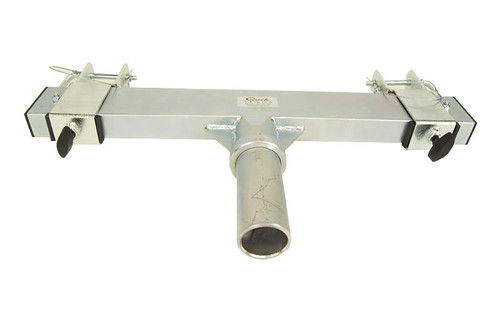 Flat view of our best selling Global Truss STSB-006 Truss Adaptor. Fits Global Truss ST-180 or Mobil Tech AlpTek Series
