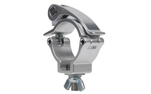 """Top Rated Global Truss Mini 360 QR Clamp - Medium Duty Quick Release Clamp for 50mm or 2"""" Tubing."""