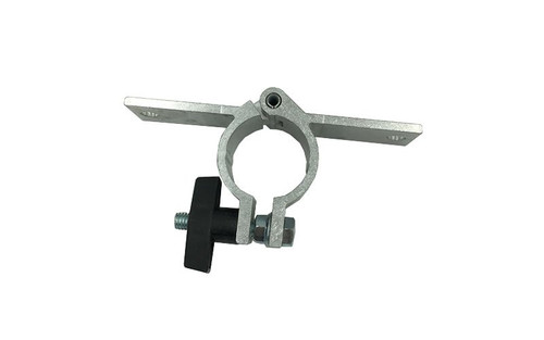 Best rated Quik Stage Straight Quick Clamp For use with Diagonal Braces. Reverse view.
