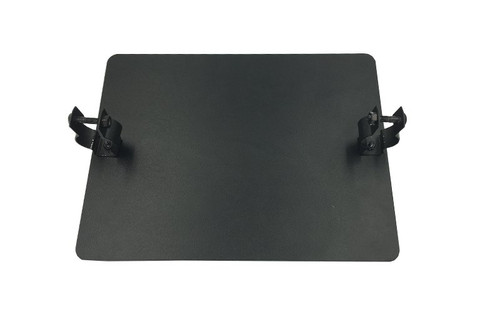Top selling Black Sign Plate for Quik Stage Truss Podium or Lectern