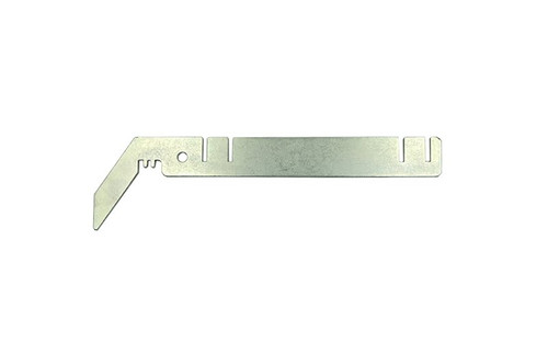 """9"""" Valance Hangers for Pipe and Drape- Profile"""