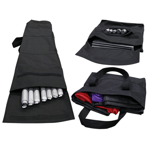 Base, Drape, and Pipe Bag Combo- Great Combination and Value!