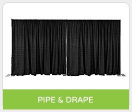 Shop Pipe and Drape