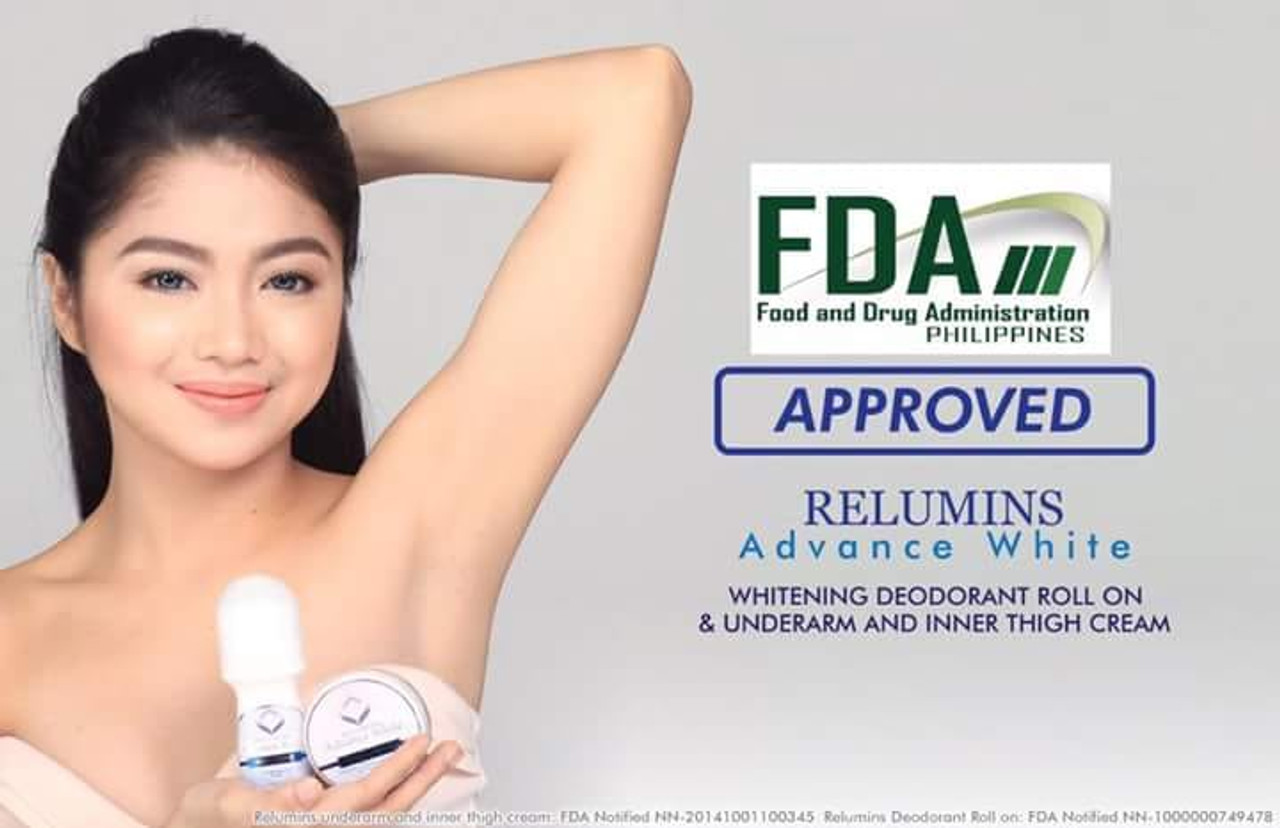 Relumins Advance White Underarm & Thigh Cream