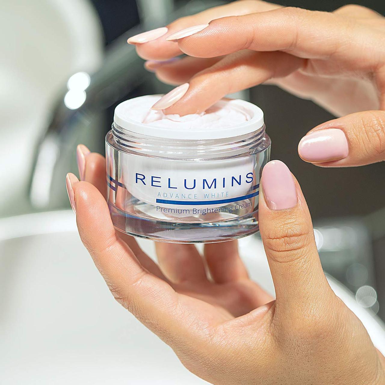 Relumins Advance White TA Stem Cell Premium Brightening Day Cream