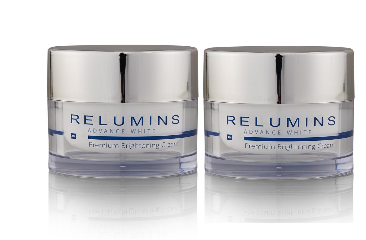 2x Relumins Advance White TA Stem Cell Premium Brightening Day Cream