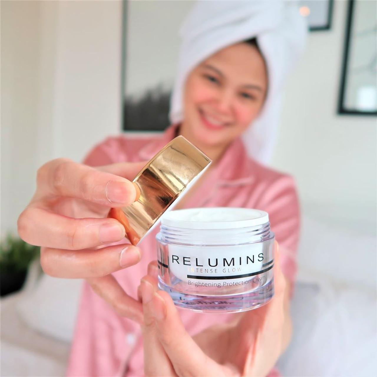 2x Relumins Intense Glow Brightening Protection Cream