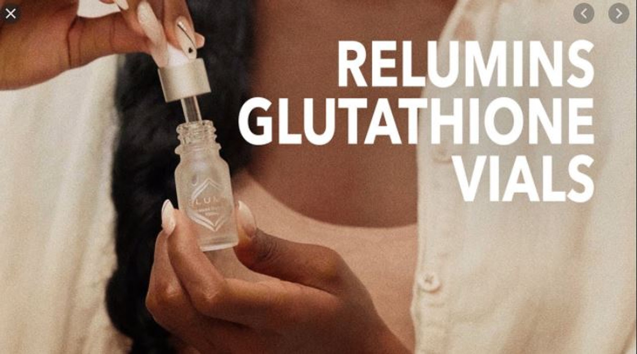 3 Boxes of Relumins Advanced Glutathione 15000mg PLUS Boosters - Sublingual Vials