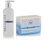RELUMINS ADVANCE WHITE INTENSIVE REPAIR SOAP and RELUMINS TA Stem Cell Intensive Repair Lotion