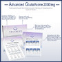 3 Boxes of Relumins Advanced Glutathione 2000mg