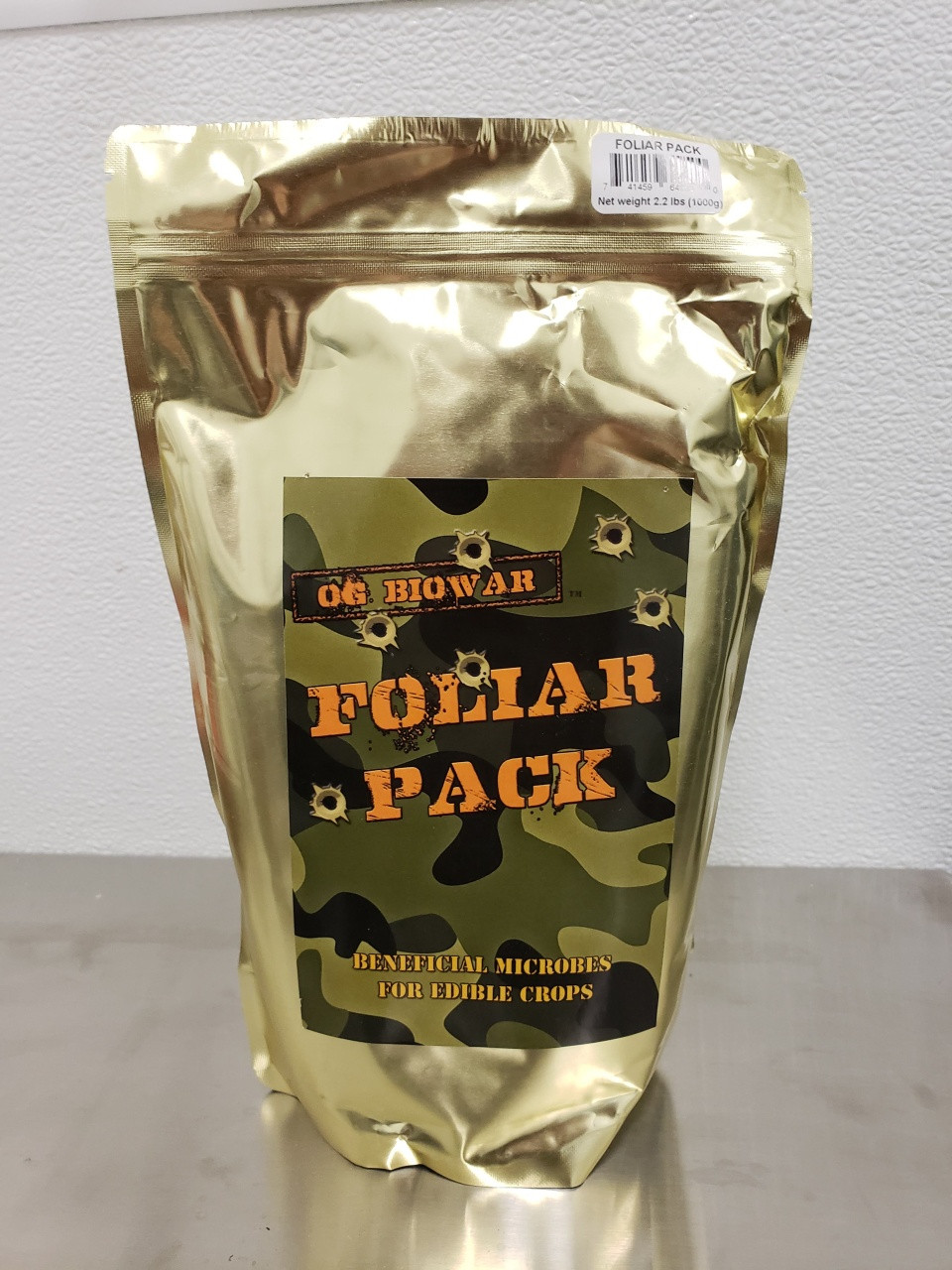 OG Biowar Foliar Pack 2 2 pounds