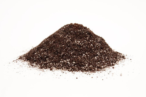 A pile of Tupur soil, from Royal Gold