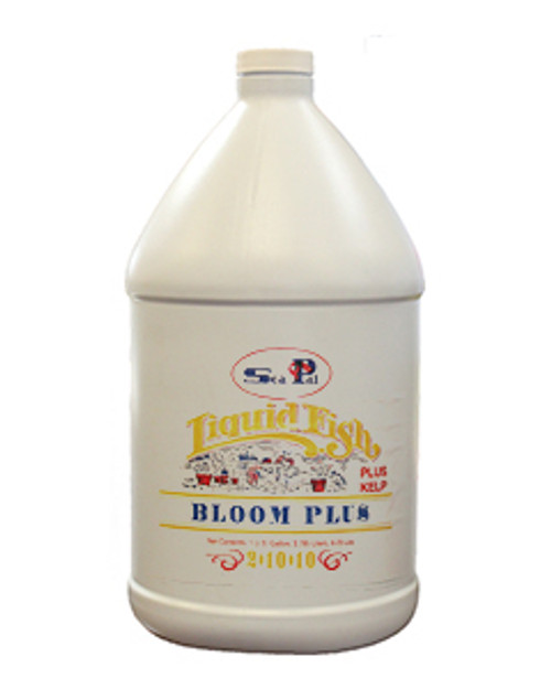 SeaPal (2-10-10) Liquid Fish Bloom Plus 1gal