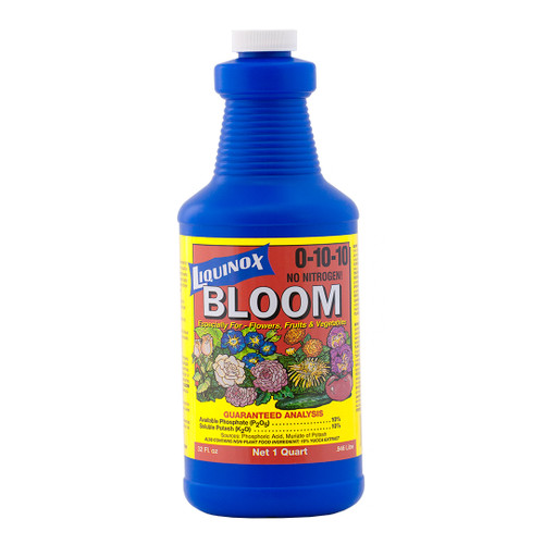 Liquinox Bloom (0-10-10) 1 Quart