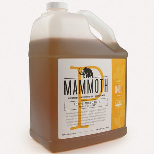 Mammoth Microbes Mammoth P 1 Gallon bottle