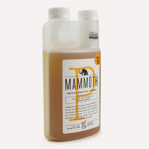Mammoth Microbes Mammoth P 500 milliliters