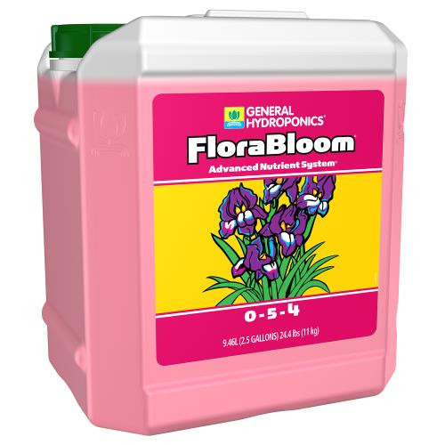 GH Flora Bloom 2.5 Gallon (0-5-4)