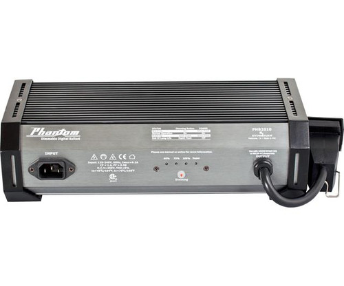 Phantom II: 1000W Digital Ballast (120/240V, Dimmable)