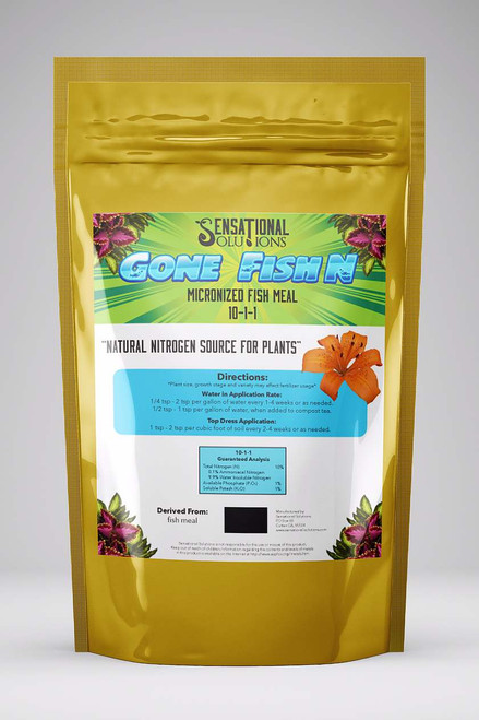 Sensational Solutions Gone Fish N 1 lb