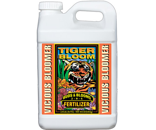 An ultra potent, fast acting, high phosphorus fertilizer that also contains a good supply of nitrogen for growth and vigor
