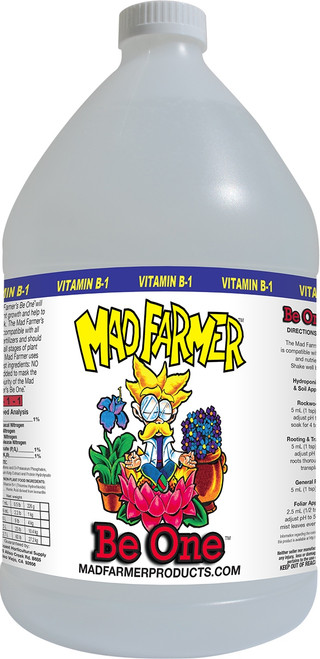 Mad Farmer Be One 1 gallon