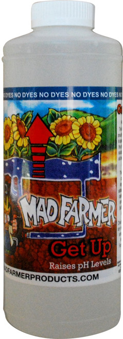 Mad Farmer pH Get UP 1 quart (base)