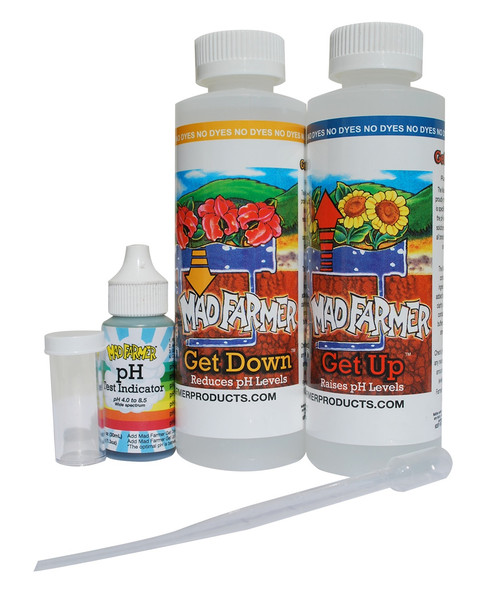 Mad Farmer pH Control Kit