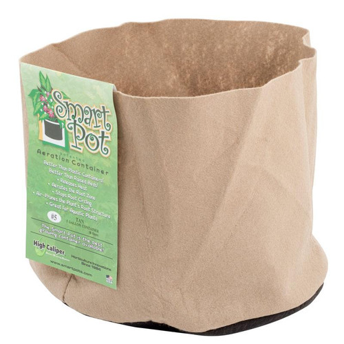 Smart Pot Tan 15 gallon