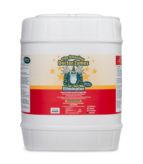 The Amazing Doctor Zymes Eliminator Concentrate, 5 gal