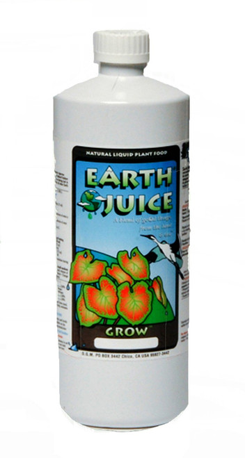 Earth Juice Grow 1 Quart (2-1-1)