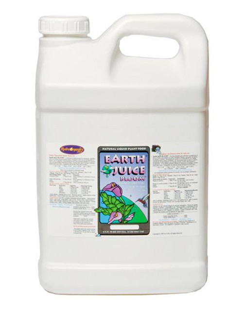 Earth Juice Bloom 2.5 gallon (0-3-1)