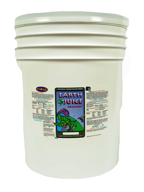 Earth Juice Bloom 5 gallon (0-3-1)