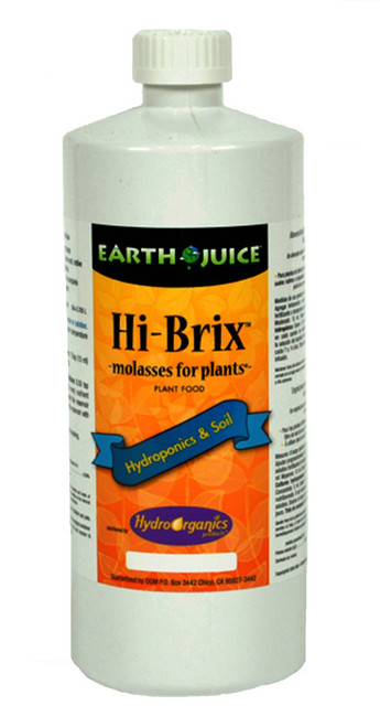 Earth Juice Hi-Brix Molasses 1 Quart