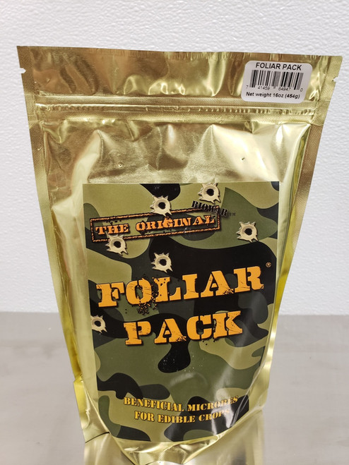 OG Biowar Foliar Pack 16 ounces